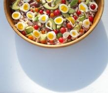 Winter Chef Salad