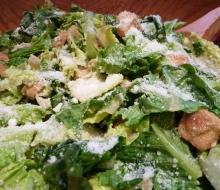 Boulder's Best Caesar Salad