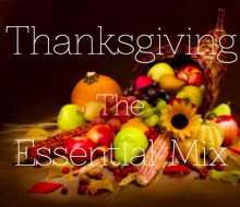 The SFunk Thanksgiving Essential Mix(es)